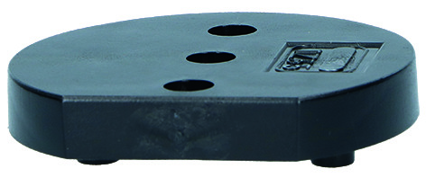 Plaques de distance pour butoirs de porte OGRO TZ 5000