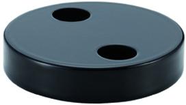 Placchette distanziatrici per Ripulsori per porte KWS 2110