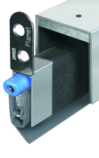 Seuils automatiques PLANET MinE-V (Ventilation)