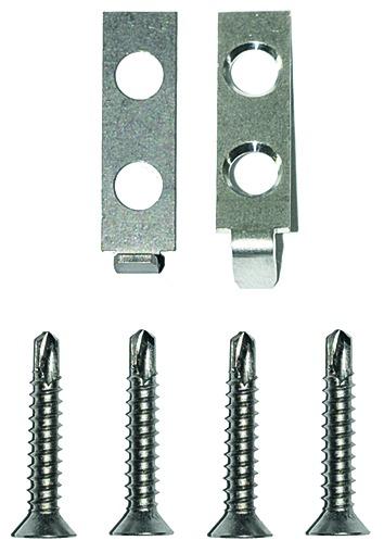 Set de montage PLANET TW/US pour portes en métaux