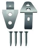 Montageset PLANET X3 für Metalltüren