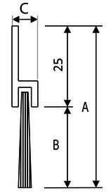 Joints à brosse OK-LINE