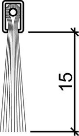 Guarnizioni a spazzola HEBGO 755/756
