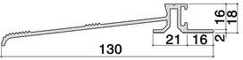 Schwellenprofile HEBGO 161