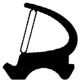 Lippen-Dichtungsprofile HEBGO 620