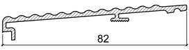 Profils à enfiler HEBGO 177.WO / 179.WO