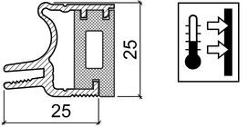 Profili a soglia HEBGO 178