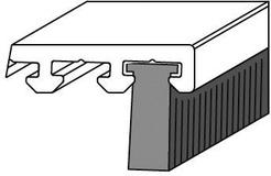 Bürstendichtung ROTO Eifel T/TB 17mm, PB 48
