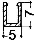 Halteprofile HEBGO 131