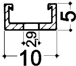 Profils d'appui HEBGO 127