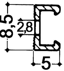 Halteprofile HEBGO 139