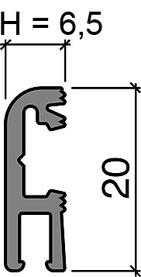 Profili di tenuta HEBGO 124/126