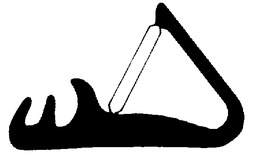 Profils d'étanchéité à lèvre pour insonorisation HEBGO 833