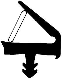 Profils d'étanchéité à lèvre HEBGO 641