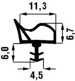 Dichtungsprofile GOLL A 1015