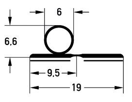 Guarnizioni DEVENTER S 9100-10 K