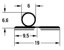 Dichtungsprofile DEVENTER S 9100-10 K