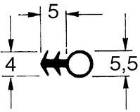 Guarnizioni SIPRO 119-8