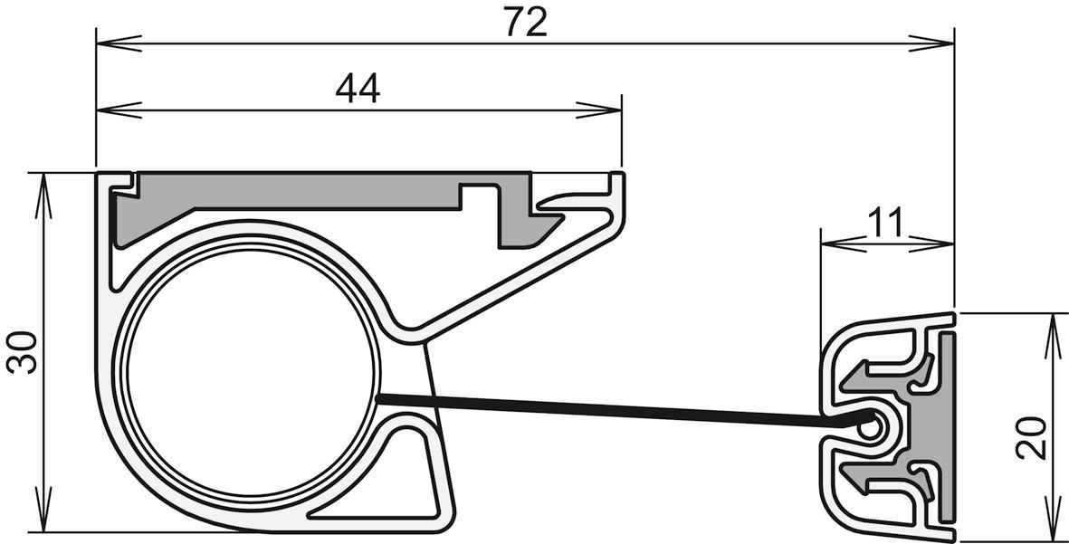 Fingerschutz ATHMER NR-30
