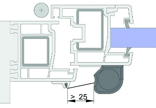 Fingerschutz ATHMER NR-26 W-PROOF