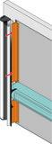 Profile di montaggio PLANET LP1