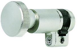 Boutons de fermeture avec cylindre MEGA 42.456