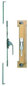 Bacchette per chiusure a spagnoletta per finestre LEGRU LAGER