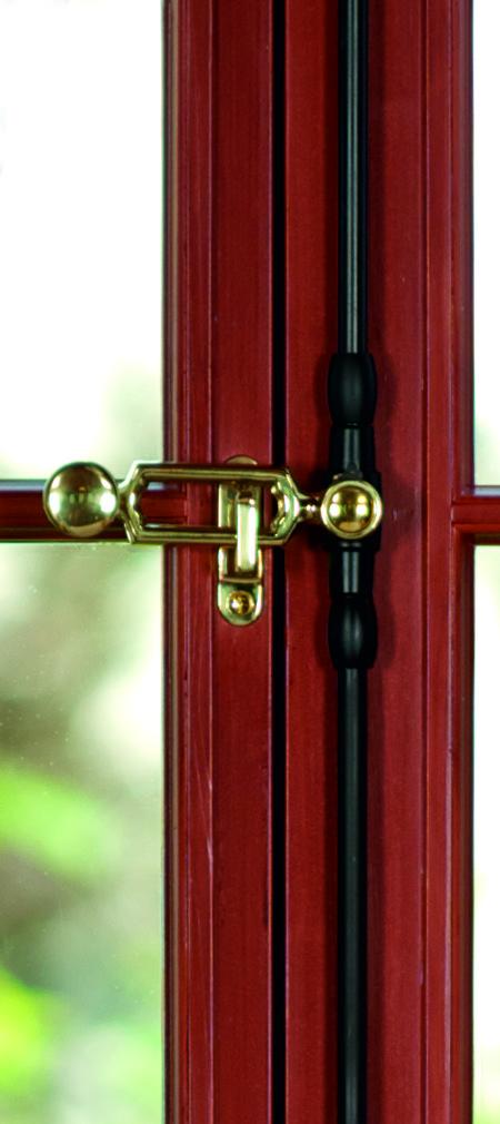 Fermetures-espagnolettes pour fenêtresWerk14
