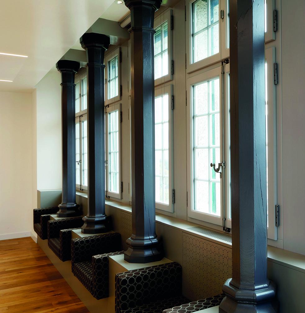 Fermetures-espagnolettes pour fenêtres Werk14