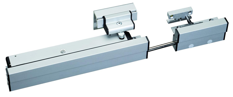 Forbici per sopraluci GEZE OL 90 N ante a ribalta verso l'esterno per profondità scossetto 30-60 mm