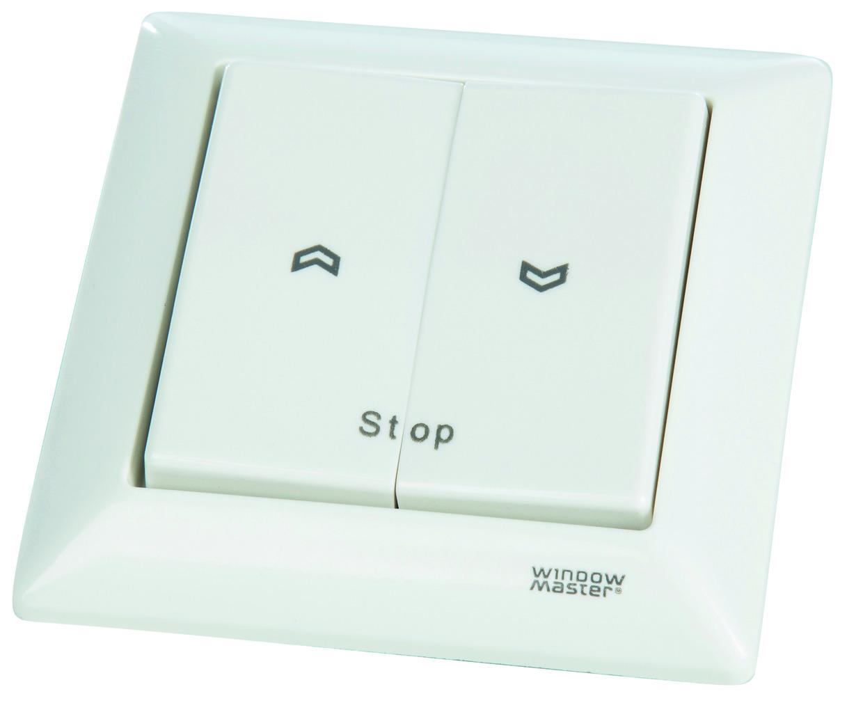 Bouton poussoir de ventilation uP WINDOWMASTER WSK 100 1161