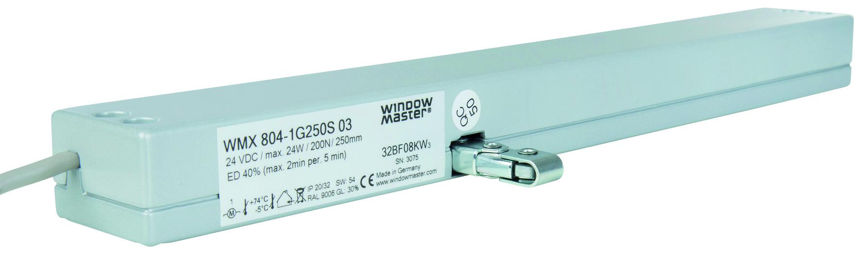 Kettenantrieb WINDOWMASTER WMX 804