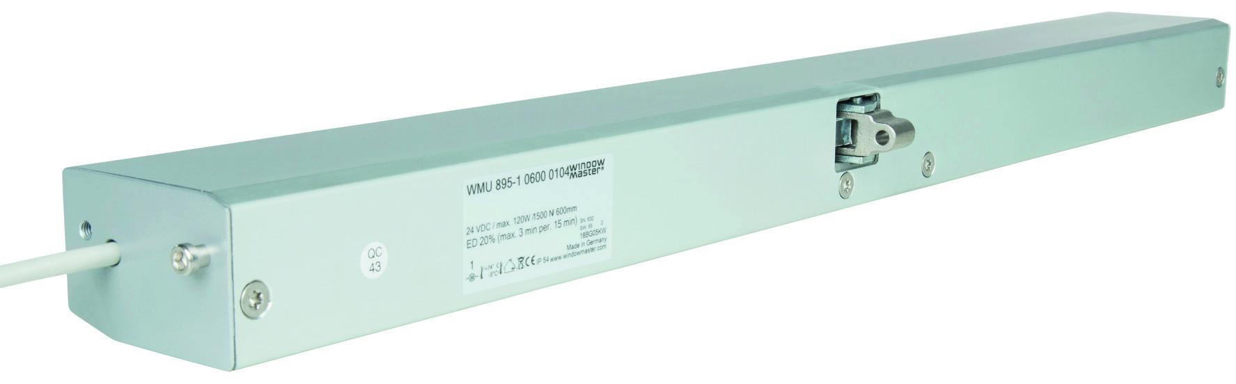 Kettenantrieb WINDOWMASTER WMU 895 SINGLE