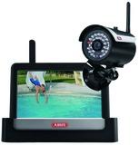 Kit de surveillance vidéo domestique Touch & App 7