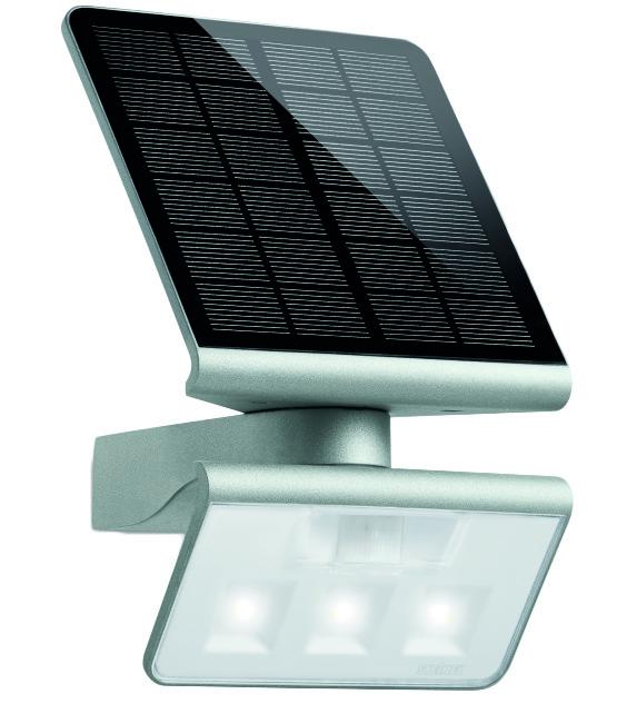 LED lampe détection extérieur STEINEL XSolar L-S