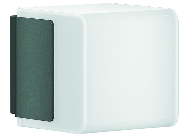 LED lampe détection extérieur STEINEL Cubo L 835
