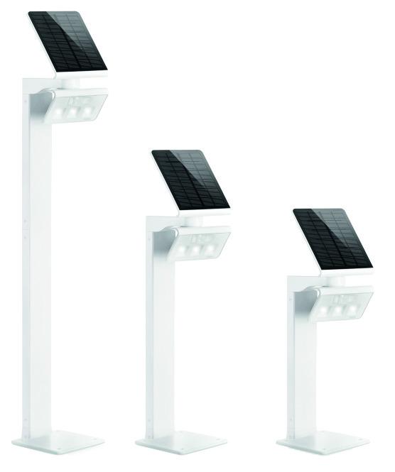 LED Sensor-Aussenleuchte STEINEL XSolar GL-S