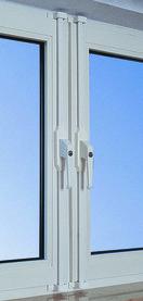 Fermetures à tringles pour fenêtres IKON FSV