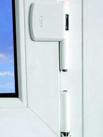 Sûretés de fenêtre ABUS FAS 101