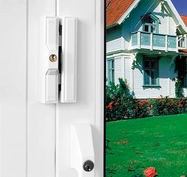 Sûretés pour fenêtre et porte ABUS FTS 88