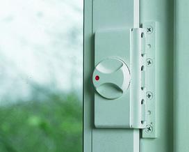 Sûretés pour fenêtre IKON Krallfix 1