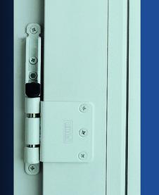 Sûretés pour fenêtres et portes