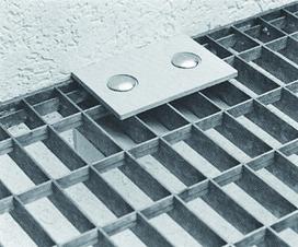 Sicurezze per griglie pozziluci GLUTZ 9103