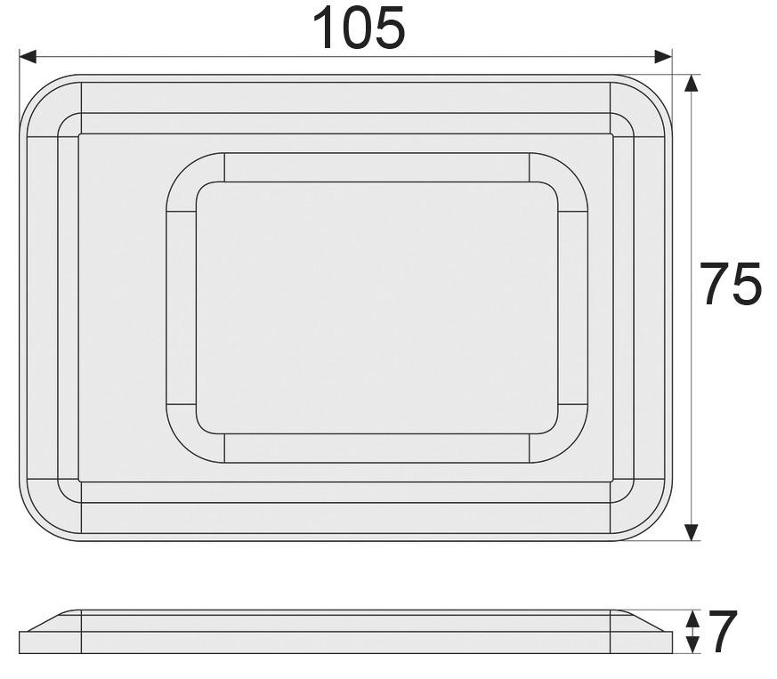 Sicurezze per griglie pozziluci ABUS GS 40
