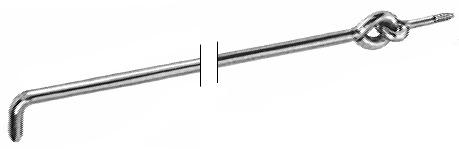 Jalousie-Sperrstangen