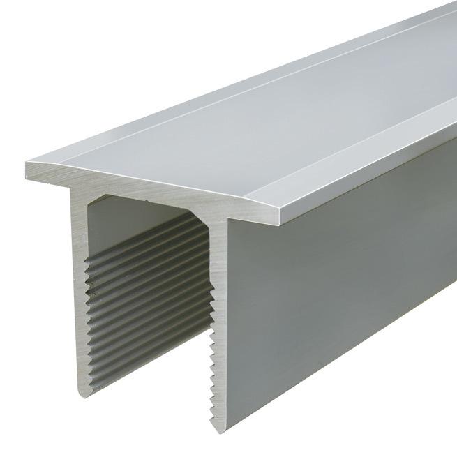 Profil de service flats BT 805, 40 mm, sur mesure PLANET Art-No 900062