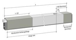 Doppio taglio PLANET perforazione 5x13 / d10 / d8 art. Nr 900390