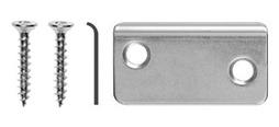 Kit di montaggio piastra di arresto tipo 3 art. Nr 900395