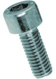 Metallschrauben Zylinderkopf
