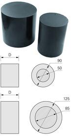 Cilindro di montaggio Rondoline-PU